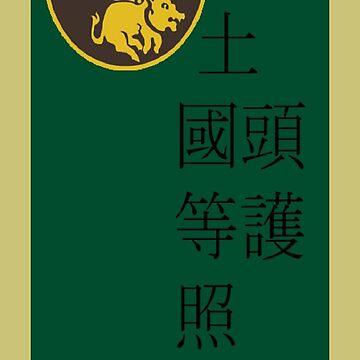 Bei Fong Passport  by whackanalien25