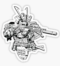 Oni Sticker