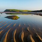 St. Bees Beach. by Dave Staton
