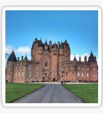 Glamis Castle Sticker