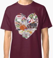 We Love Frisco Texas Classic T-Shirt