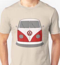 VW Splitwindow Kombi Front T-Shirt