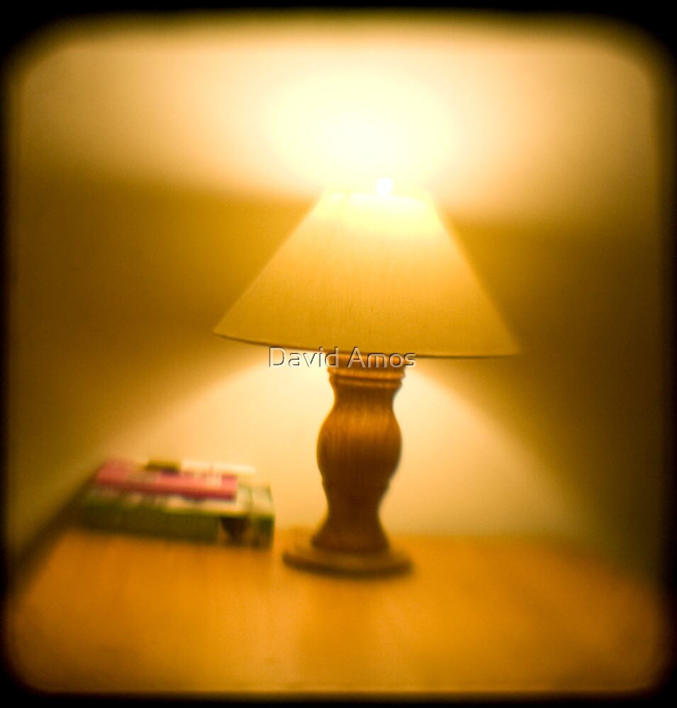 Table Lamp - TTV (ARGUS) by David Amos