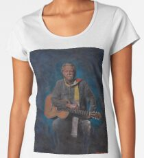 Guy Clark Women's Premium T-Shirt