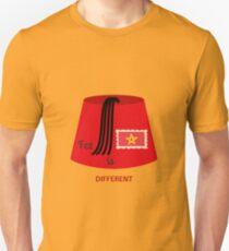 Fez is different Unisex T-Shirt