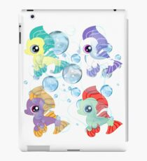my little pony baby sea ponies iPad Case/Skin