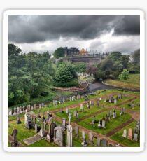Stirling Graveyard Sticker
