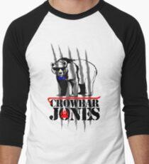 Crowbar Jones 3 Baseball ¾ Sleeve T-Shirt