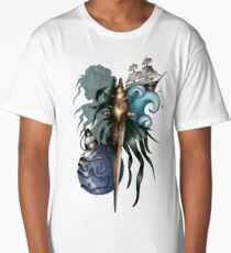 Sea Long T-Shirt