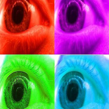 Eyeball popart by Matt56