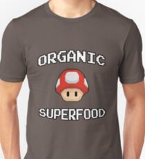 Organic Superfood Unisex T-Shirt
