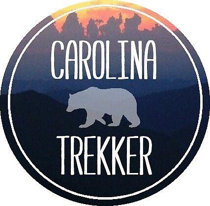 Carolina Trekker Clingmans Dome Logo badge by carolinatrekker