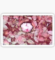 Sparkling Rose Sticker