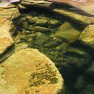 Bahana Gorge - Rockpool by Chris Cohen