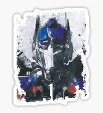 Optimus Prime Sticker
