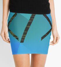 Tags Mini Skirt