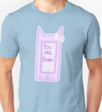 Kawaii Cell Phone Unisex T-Shirt
