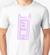 Kawaii Cell Phone T-Shirt