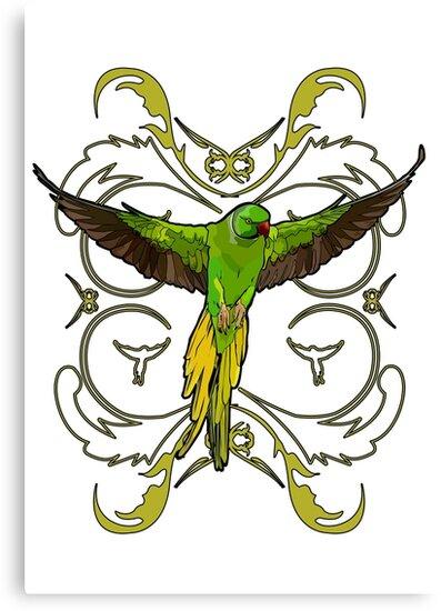 Parrot 2 by Adam Santana