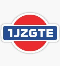 1JZGTE  Engine Swap Sticker