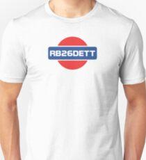 RB26DETT Motor Unisex T-Shirt
