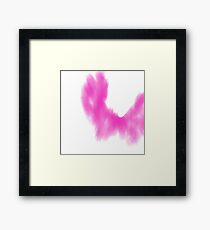 Releasing Attachments Framed Print