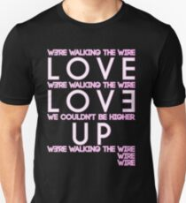 Walking the wire - Imagine Dragons - Evolve T-Shirt