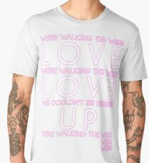 Walking the wire - Imagine Dragons - Evolve Men's Premium T-Shirt