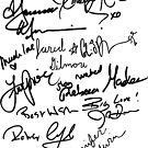 OUAT autograph (black text) by CapnMarshmallow