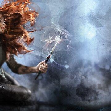 Clary Fray by Tessa-V