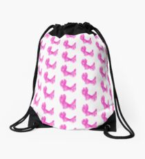 Releasing Attachments Drawstring Bag