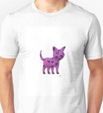 Spotty Kitty (: Unisex T-Shirt
