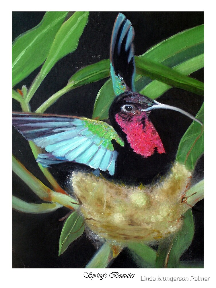 Spings Beauties by Linda Mungerson Palmer