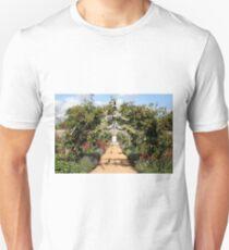 Old English garden Unisex T-Shirt
