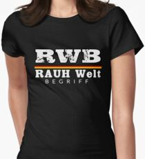 GERMAN RWB Women's Fitted T-Shirt
