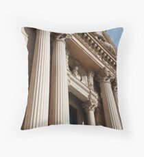 No. 4, Opera de Paris (Vegas) Throw Pillow