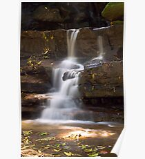Somersby Falls Poster