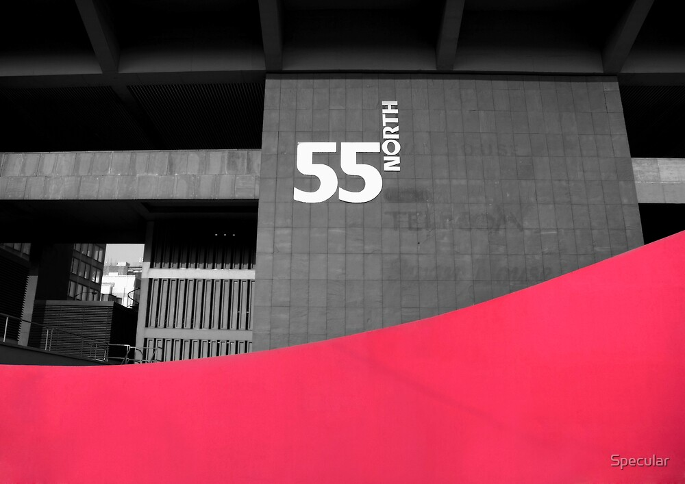 55 north by Specular