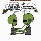 Martian Movie Love Scene by JettKredo