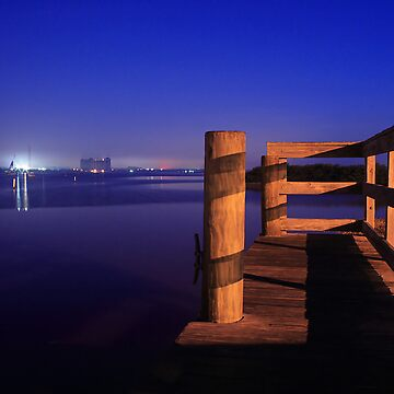 Dockside at Dawn by NSightStudios