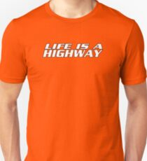 Life Is A Highway - Cars T-Shirt