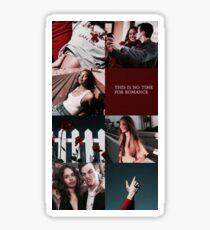 Alisha Boe (Jessica Davis) - 13 Reasons Why Sticker