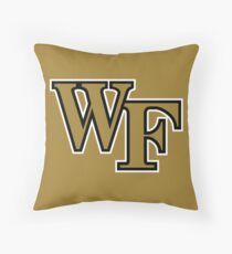 Wake Forest Throw Pillow