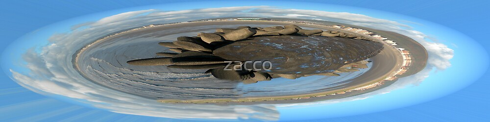 pier polar pano by zacco