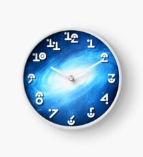 Astral Numbers Clock