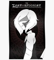 The Distortionist Poster