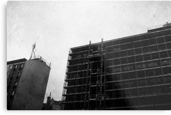 BUILDING by Alvaro Sánchez