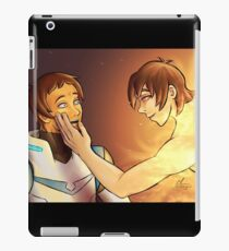 Firey Keith + Lance iPad Case/Skin
