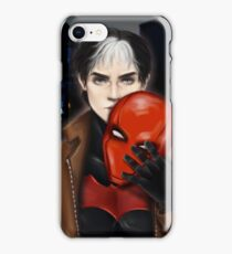Underneath the Mask iPhone Case/Skin