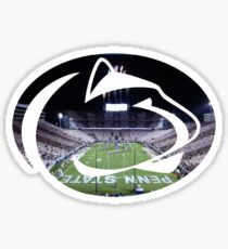 Penn State Beaver Stadium Sticker